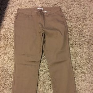 Coldwater Creek Natural Fit classic jeans 16 NWOT